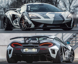 Body Kits for McLaren 570S