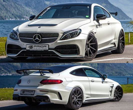 Body Kits for Mercedes C-Class C205