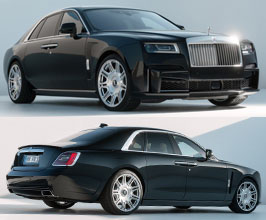 Exterior for Rolls-Royce Ghost 2