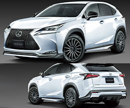 Exterior for Lexus NX 1