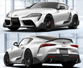 Exterior for Toyota Supra A90