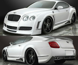 Exterior for Bentley Continental GT 1
