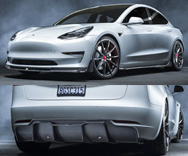 Exterior for Tesla Model 3