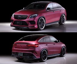 Exterior for Mercedes GLE-Class C292