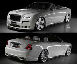 Exterior for Rolls-Royce Dawn