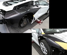 Fenders for Lamborghini Aventador