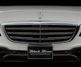 Grills for Mercedes S-Class W222