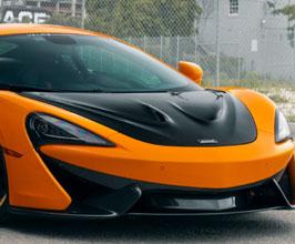 Hoods for McLaren 570S