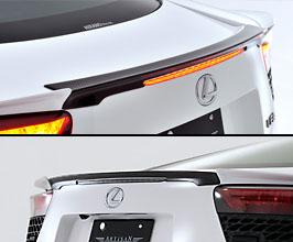 Spoilers for Lexus LFA 1