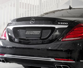 Spoilers for Mercedes S-Class W222