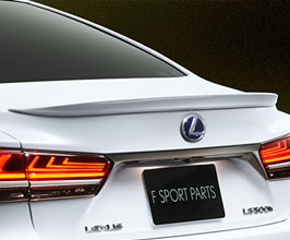 Spoilers for Lexus LS 5