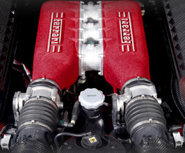 Novitec Power Stage 1: ECU, Airbox, Sport Cats, and Exhaust with Flap Regulation for Ferrari 458