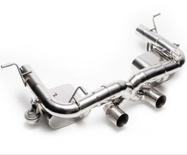 ARMYTRIX Valvetronic Exhaust System (Stainless Steel) for Ferrari 458