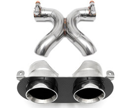 FABSPEED Challenge style Dual Exhaust Tips