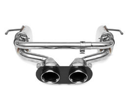 FABSPEED Maxflo Performance Exhaust System with Challenge style Dual Tips