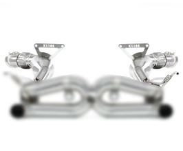 Kline Exhaust Cat Pipes - 100 Cell
