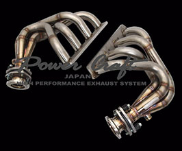 Power Craft Exhaust Manifold Headers (Stainless)