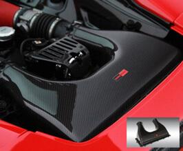 Novitec Intake Airbox Cover (Carbon Fiber) for Ferrari 458