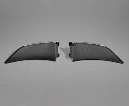 Capristo Air Intake Flaps (Carbon Fiber) for Ferrari 458