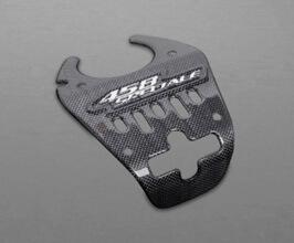 Capristo 458 Speciale Lock Cover (Carbon Fiber)