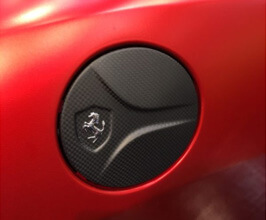 Capristo Gas Cap (Carbon Fiber) for Ferrari 458