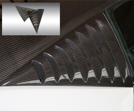 Novitec Side Window Air Intake Vouvers