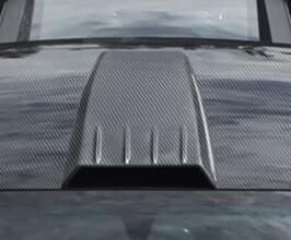 PRIOR Design PD-L800 Roof Scoop (FRP) for Ferrari 458