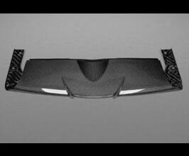 Capristo Front Under Spoiler (Carbon Fiber)