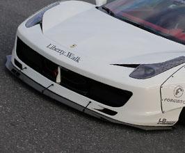 Liberty Walk LB Front Diffuser (FRP) for Ferrari 458
