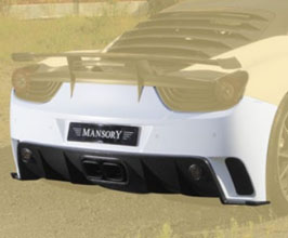 MANSORY SIRACUSA Rear Conversion Kit with Valved Sport Exhaust System for Ferrari 458
