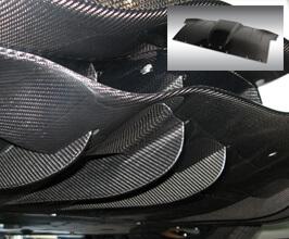 Novitec Rear Diffuser (Carbon Fiber) for Ferrari 458