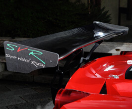 Auto Veloce SVR Super Veloce Racing GT Rear Wing