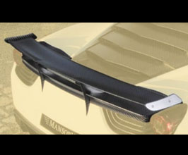 MANSORY Rear Wing with Integrated Deck Spoiler (Carbon Fiber) for Ferrari 458