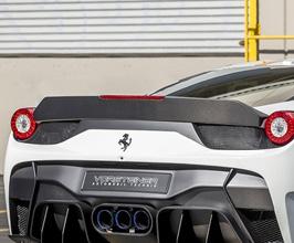 Vorsteiner 458-VX Aero Rear Decklid Spoiler (Carbon Fiber) for Ferrari 458
