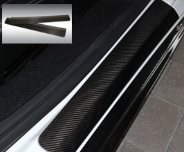 Novitec Door Sill Footboard Set (Carbon Fiber) for Ferrari 458