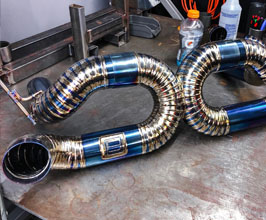 Boden Autohaus Exhaust System (Titanium)