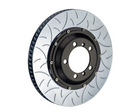 Brembo Two-Piece 350mm Rotors (Type 3) - Rear