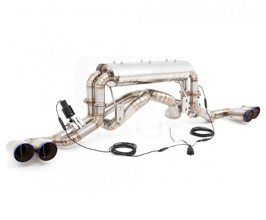 Meisterschaft by GTHAUS GTC Exhaust System with EV Control (Titanium)