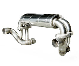QuickSilver Titan Sport Plus Exhaust System (Stainless)