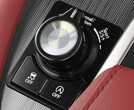 Interior for Lexus RX 4