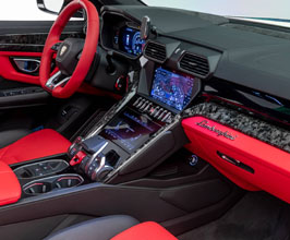 Interior for Lamborghini Urus