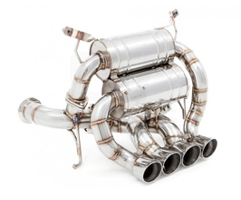 Meisterschaft by GTHAUS SGT Racing Meist Ultimate Version Exhaust System (Titanium)