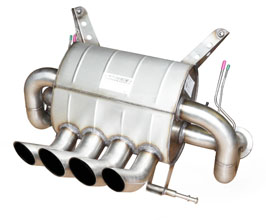 QuickSilver Active Valve Sport Exhaust System (Stainless)