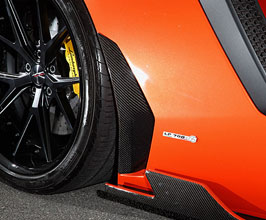 Leap Design Aero Side Duct Covers (Carbon Fiber)