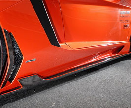 Leap Design Aero Side Steps (Carbon Fiber)