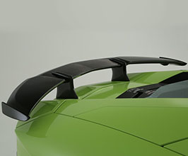 Pro Composite Rear Vented Spoiler with Wing - Type 1 High