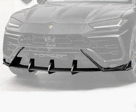 TopCar Design Front Bumper Spoiler (Carbon Fiber)