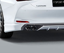 TRD Sports Quad Exhaust System (Stainless)