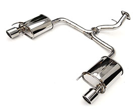 Invidia Q300 Axle-Back Exhaust (Stainless)