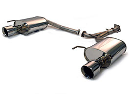 Tanabe Medalion Touring Axel-Back Exhaust System (Stainless)